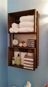 Home Depot Bathroom Shelves How To Build A Crate Shelving Unit The Home Depot Community