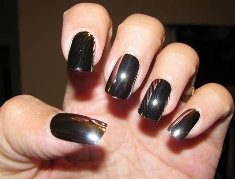 chrome nails nail d polish d chrome nails