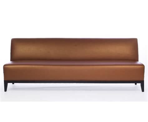 copper couch cfrentals com contemporary furniture rentals showroom