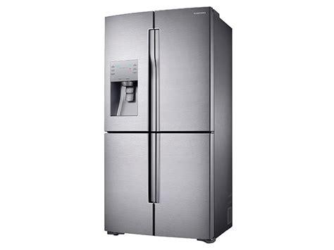 samsung 23 cu ft counter depth door refrigerator 23 cu ft counter depth 4 door flex refrigerator with