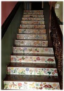 Tiles For Stairs Design Decorative Ceramic Tile Custom Made Tile Tiles With Style A Decorative Ceramic Tile