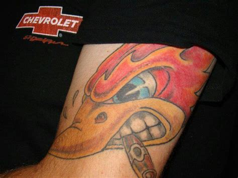 mr horsepower tattoo mr horsepower clay smith cams