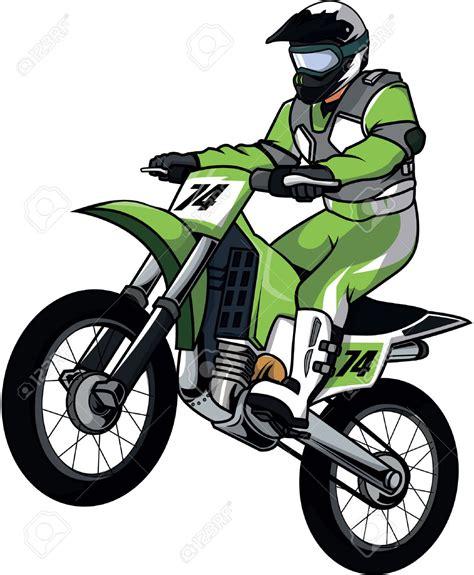 motocross bike free bike clipart motorcross