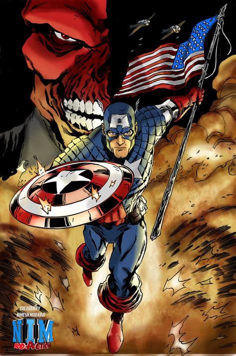 captain america wallpaper deviantart captain america by nimeshmorarji on deviantart