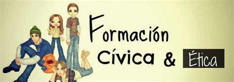 educacin civicamoral y poltica 1 secundaria tecnologia lll tutoria