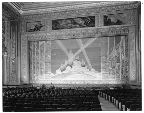 fire curtain theatre art deco hollywood pantages blog