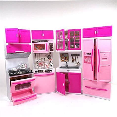 Large Play Kitchen Sets env toys large kitchen play set pretend play kitchen battery operated brand ebay