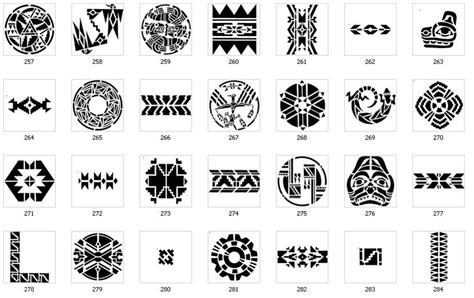 aztec tribal tattoos meanings tribal warrior designs tribal images meso