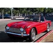 1967 Triumph TR4A  Cars And More Classic