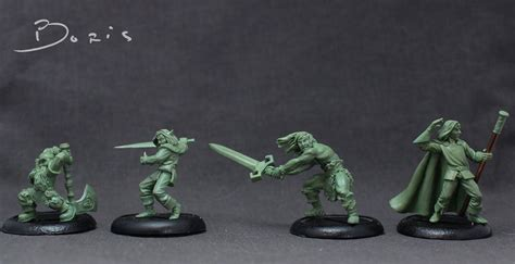 Ombre Background boris simiano updates your heroquest miniatures next year