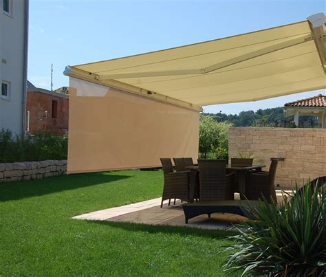 outdoor blinds and awnings folding arm awnings retractable blinds and awnings