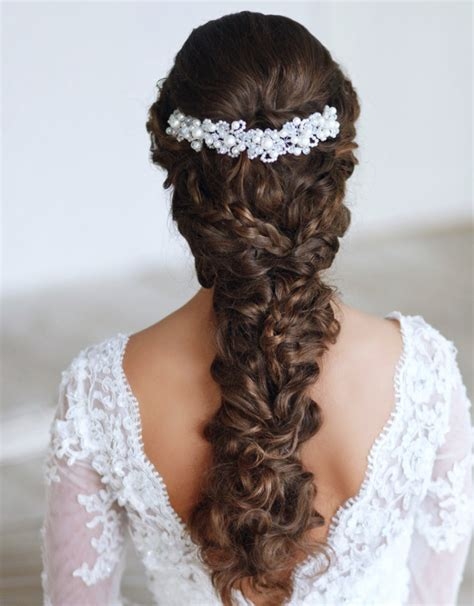 Wedding Hairstyles With A Braid by Wedding Hairstyles Braid