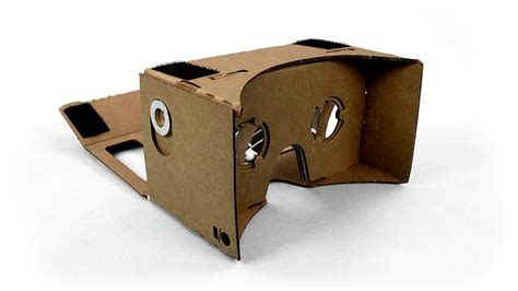 Vr Cardboard make your own vr headset with some cardboard and an android phone really vg247