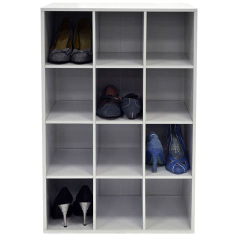 pigeon shoe storage pigeon 12 pair shoe storage display media