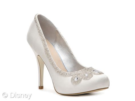 why did cinderella wear glass slippers look disney dsw glass slipper shoe collection
