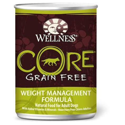 weight management grain free food wellness grain free weight management canned food