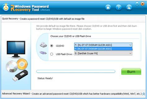windows password reset tool iso how to reset forgotten login password in windows 10 tip