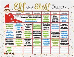 On The Shelf Schedule by 2016 On The Shelf Calendar A