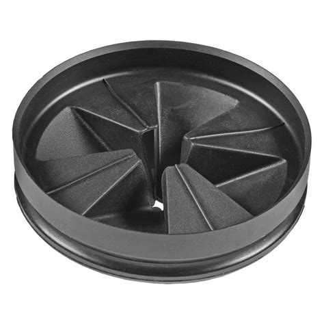 Shop InSinkErator 3 in Black Rubber Garbage Disposal Splash Guard at Lowes.com