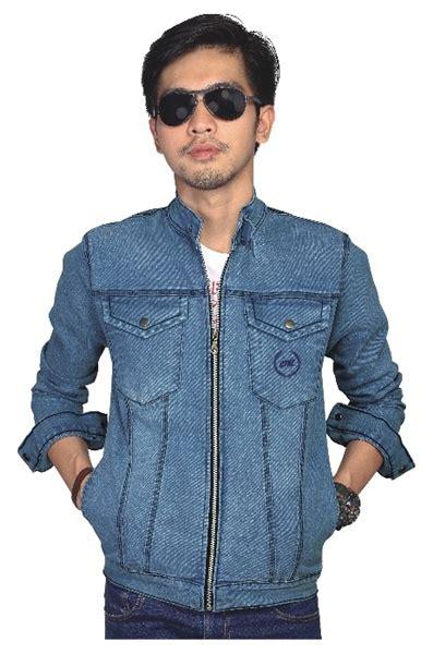 Promo Biru Tua Terbaru Original Denim Wanita Terbaru jaket terbaru termurah pin d73833d6