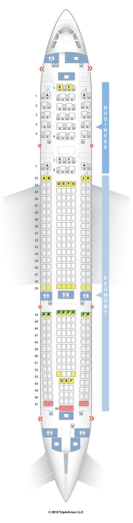 seating guru seatguru seat map qantas airbus a330 200 332 domestic
