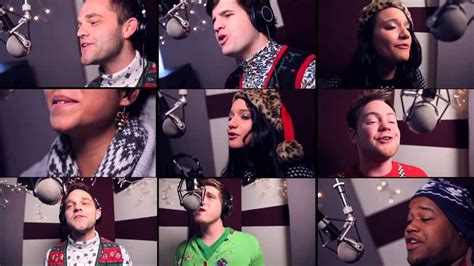 merry christmas happy holidays nsync billy van remixcover ft  youtube