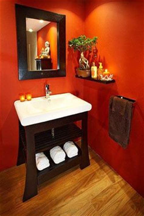 burnt orange bathroom accessories bathrooms add some eastern flair decor lifestyle