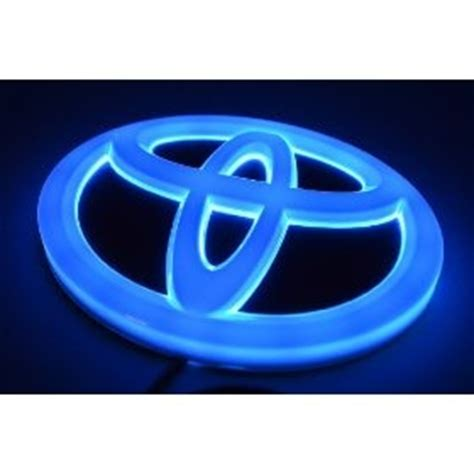 Led Toyota Emblem 17 Best Images About Toyota Let S Go Places On