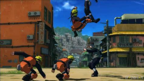 naruto shippuden ultimate ninja heroes  psp games