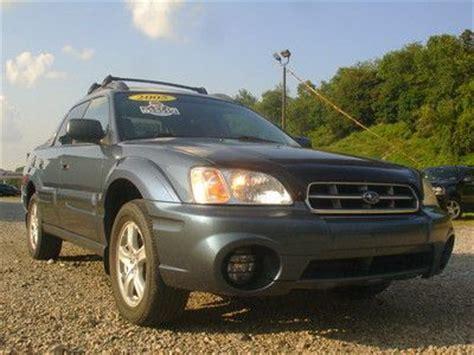 2005 Subaru Outback Mpg by Buy Used 2005 Subaru Baja Outback Great Mpg Hp 1