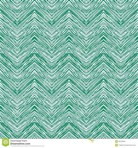 green zig zag pattern emerald green hand drawn vector zigzag pattern stock photo