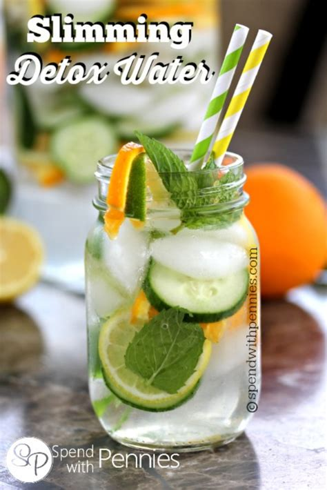 Healthy Detox Water Recipes by 32 More Delicious Detox Water Recipes