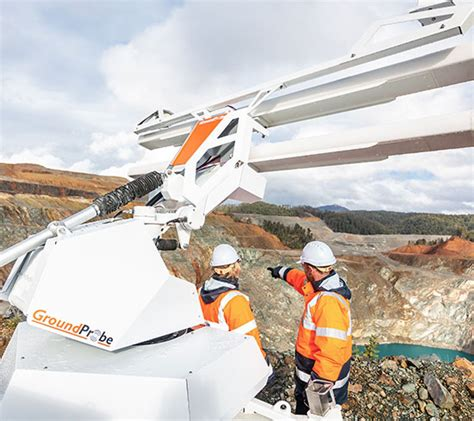 slope stability radar introducing groundprobe s new ssr omni its most advanced