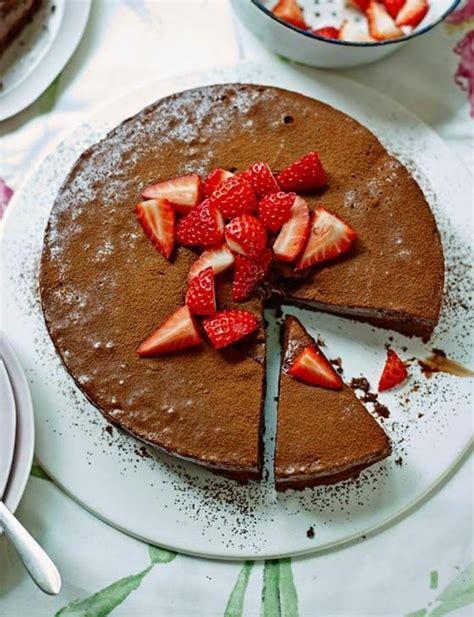 Leckere Torten by Torte Dekorieren Mit Erdbeeren 88 Beispiele F 252 R Torten