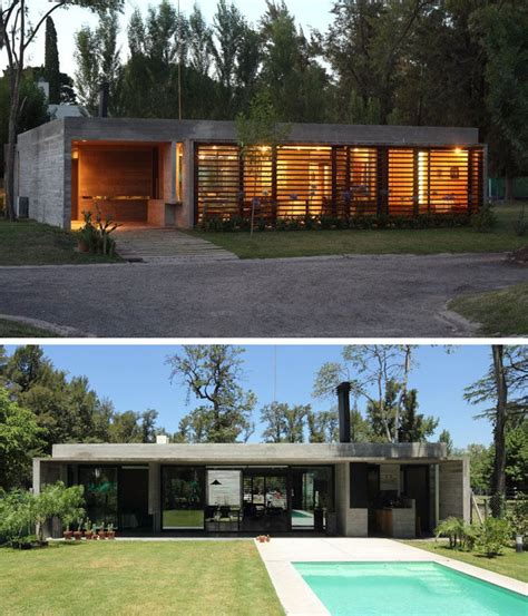 Single Story House 15 examples of single story modern houses from around the