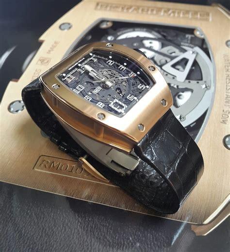 Jam Tangan Richard Mille Rm057 1 jual beli tukar tambah service jam tangan mewah