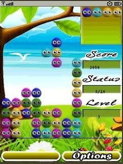 themes 320x240 mobile games falling chuzzle 320x240 free mobile game download