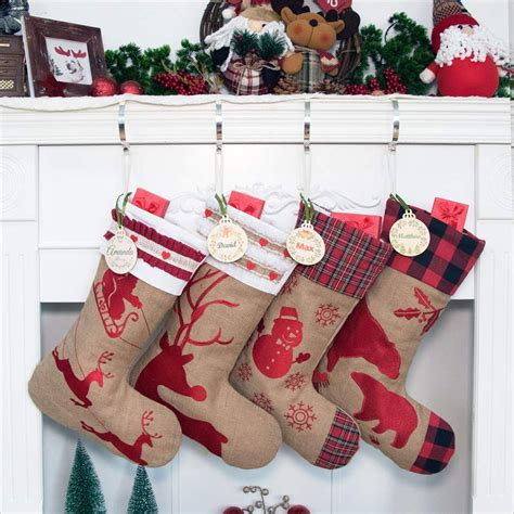 beautiful christmas  stockings   love  buy designbolts