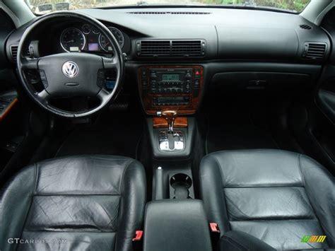 volkswagen glx 2003 volkswagen passat glx 4motion wagon black dashboard