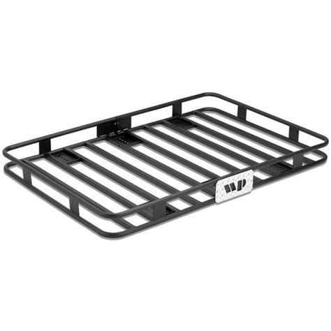 Warrior Products Roof Rack warrior products outback roof rack basket 60 x 80 x 4 one