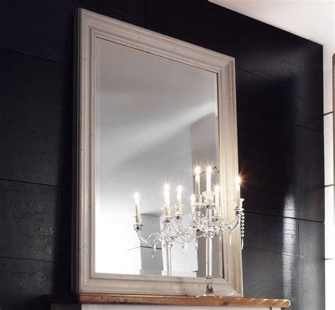 Glasschiebetür Mit Rahmen by Massivholz Spiegel Mit Rahmen Dielenspiegel