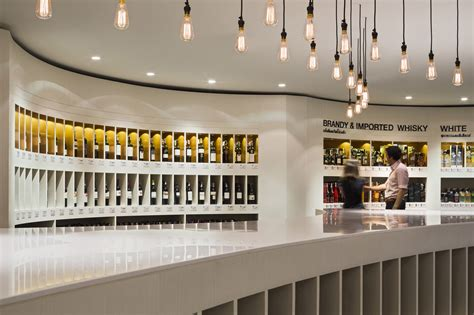 Cool Wall Shelves gallery of diageo concept store fourfoursixsix 4