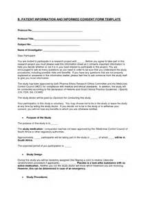 best photos of template of informed consent form