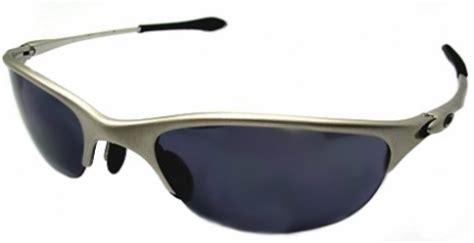 New Frame Kacamata Oakley Wiretap Silver Model 201 Limited oakley half wire sunglasses