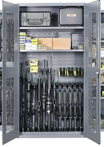 tactical gear storage system gun room ideas weapons