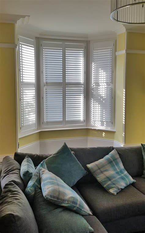 Living Room Window Shutters Window Shutter Gallery Of Work By Shuttercraft Derbyshire
