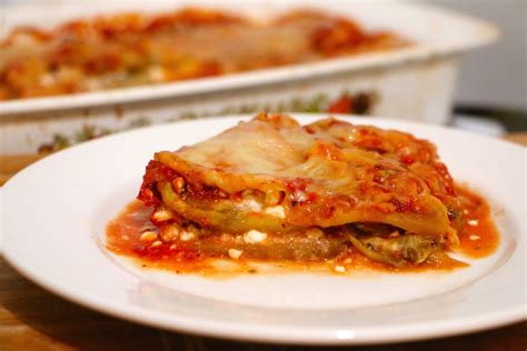 cottage cheese lasagna recipes eggplant turkey lasagna to live diet in la