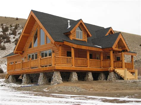 home build advantages fast assembly with panelized kit log homes