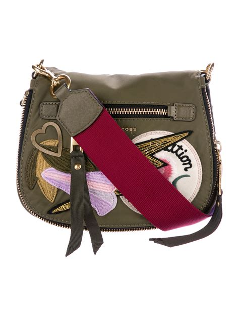 Marc Patchwork Lou Purse by Marc Small Nomad Patchwork Bag Handbags