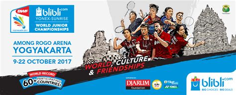 blibli wjc 2017 djarum badminton indonesia open superliga djarum